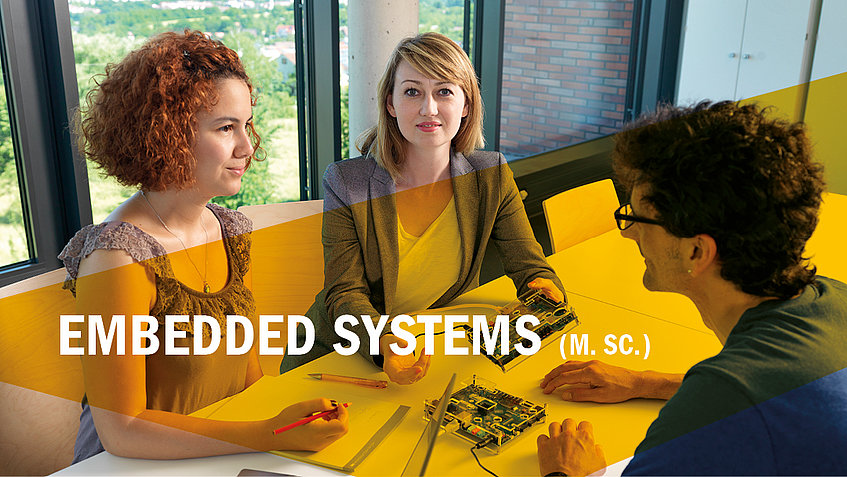 Master Embedded Systems