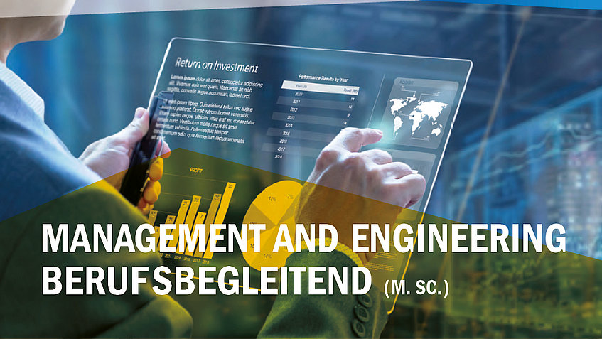 Management and Engineering berufsbegleitend