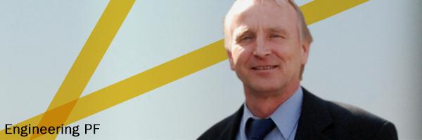 Studiengangleiter Maschinenbau Produktentwicklung - Prof. Dr.-Ing. Gerhard Frey
