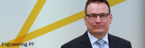 Studiengangleiter Mechatronik - Prof. Dr.-Ing. Stefan Hillenbrand