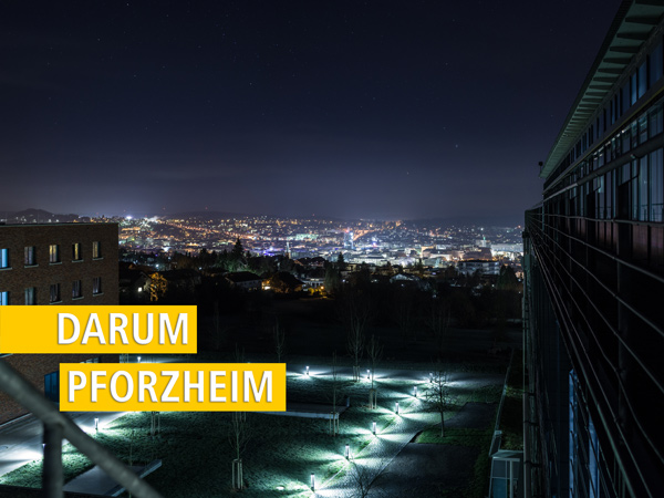 Mit der Hochschule Pforzheim den richtigen STudienstandort wählen!