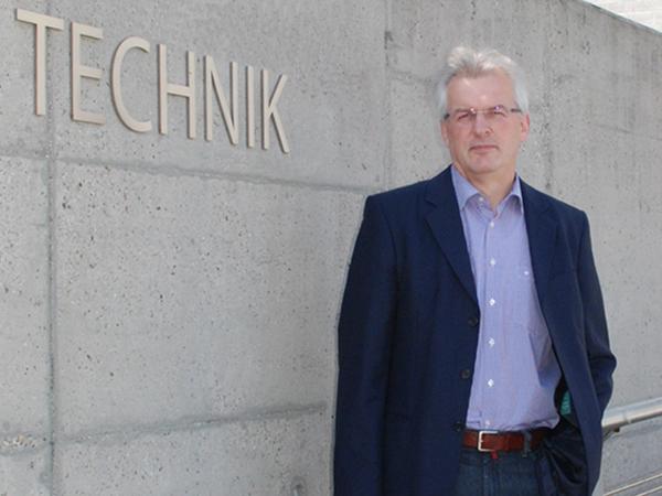 Studiengang Produktentwicklung - Studiengangleiter Prof. Dr.-Ing. Werner Engeln