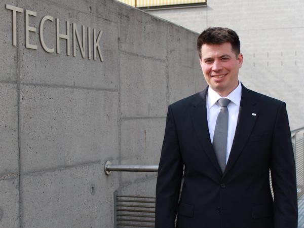 Studiengang Technische Informatik - Studiengangleiter Prof. Dr.-Ing. Alexander Hetznecker