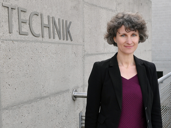 Studiengang Wirtschaftsingenieurwesen International - Studiengangleiterin Prof. Dr. Katharina Kilian-Yasin