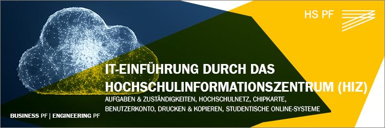 Einführung in die IT der Hochschule durch die Campus-IT (Onlinekurs)