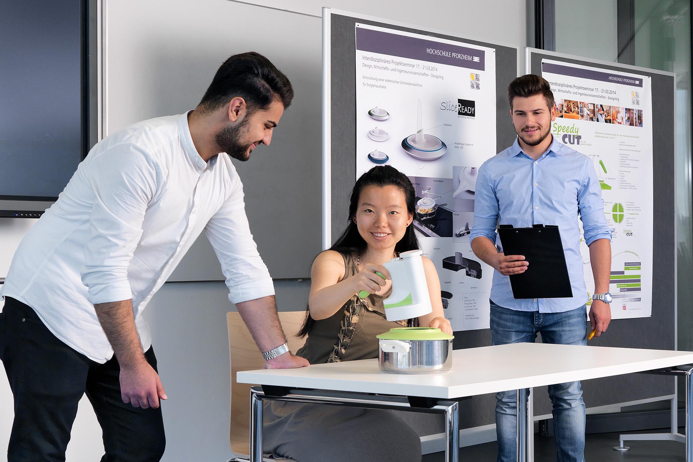 Hochschule pforzheim detailansicht for Hochschulranking architektur